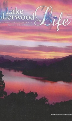 Lake Sherwood Life Magazine 2-april 2016 cover